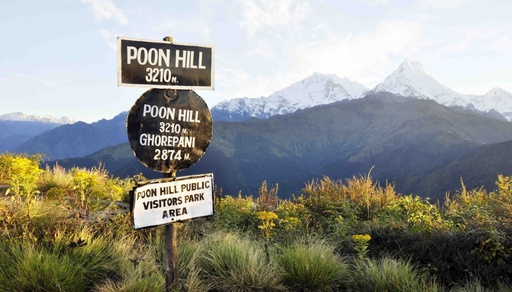 Annapurna Panaroma View Trek-8 Days